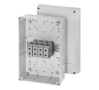 Cable junction box cable junction boxes<br/> K 9504