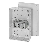 Cable junction box cable junction boxes<br/> K 9505
