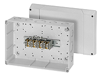 Cable junction box cable junction boxes<br/> K 9508