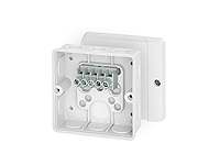 Cable junction box cable junction boxes<br/> DE 9346