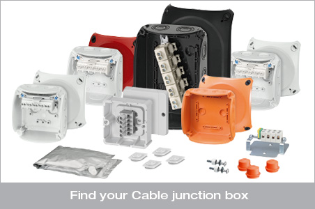 Find your Cable junction box