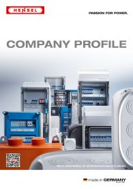 Brochure: Hensel Company Profile