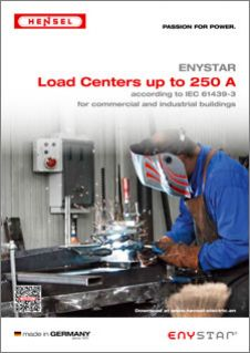 ENYSTAR - Load Centers up to 250 A