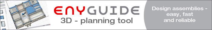 ENYGUIDE: 3D - planning tool for ENYSTAR- and Mi-Distribution Boards