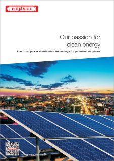 Our passion for clean energy