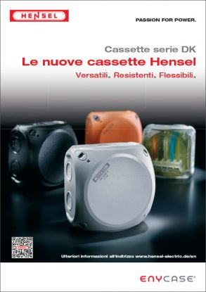 ENYCASE - Le nuove cassette Hensel