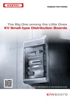 KV Small-type distribution boards